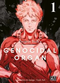 GENOCIDAL ORGAN T01