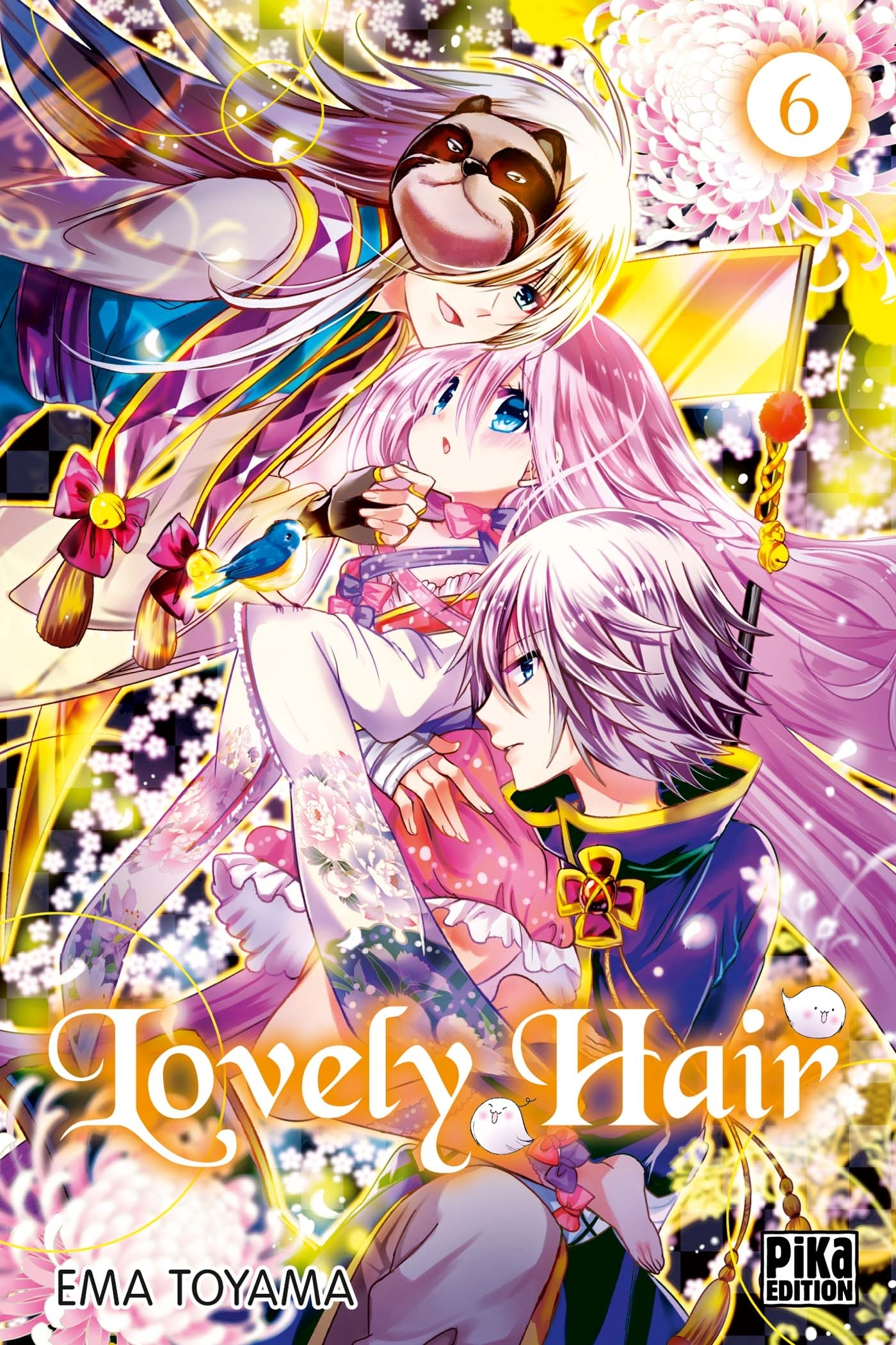 LOVELY HAIR T06