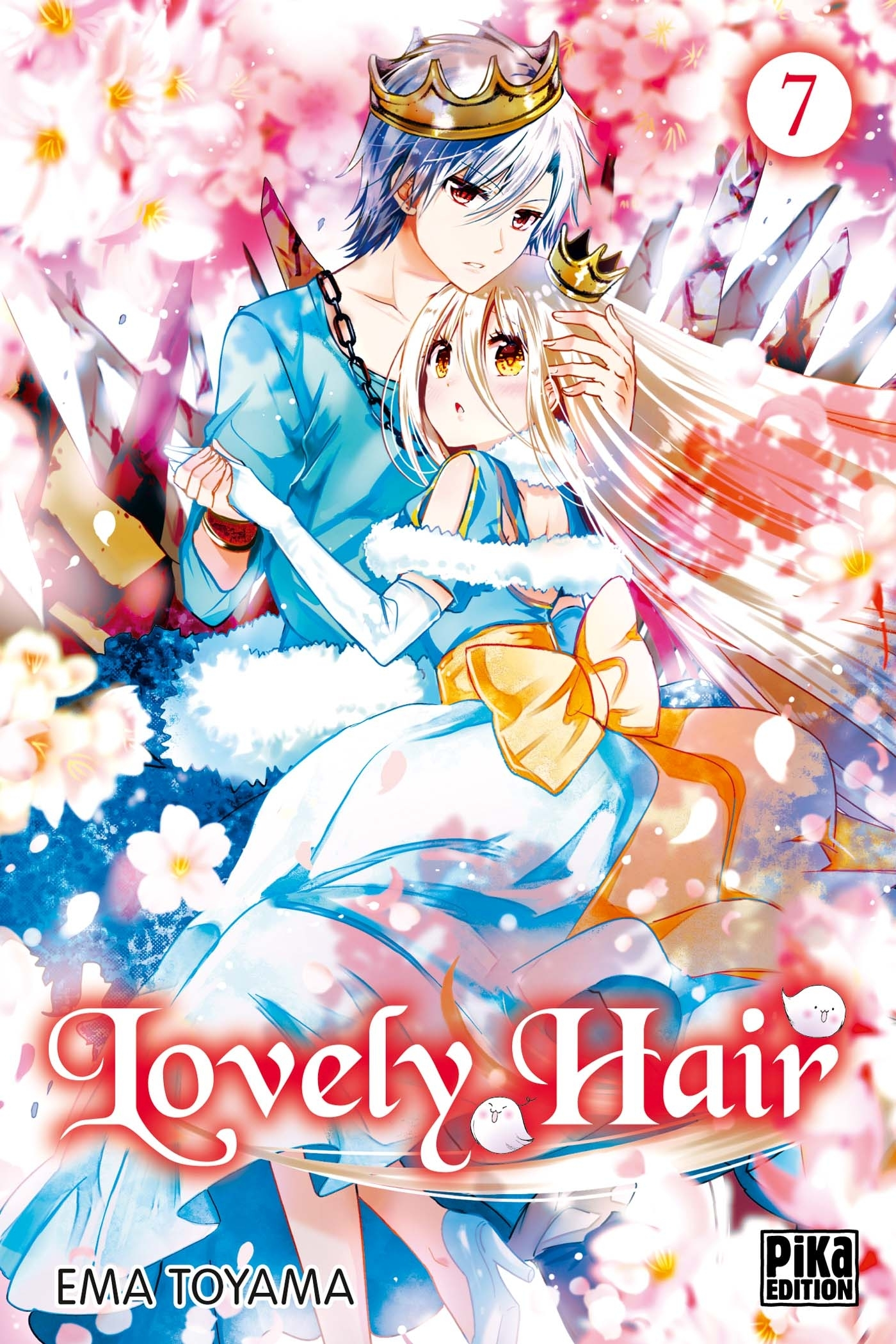 LOVELY HAIR T07