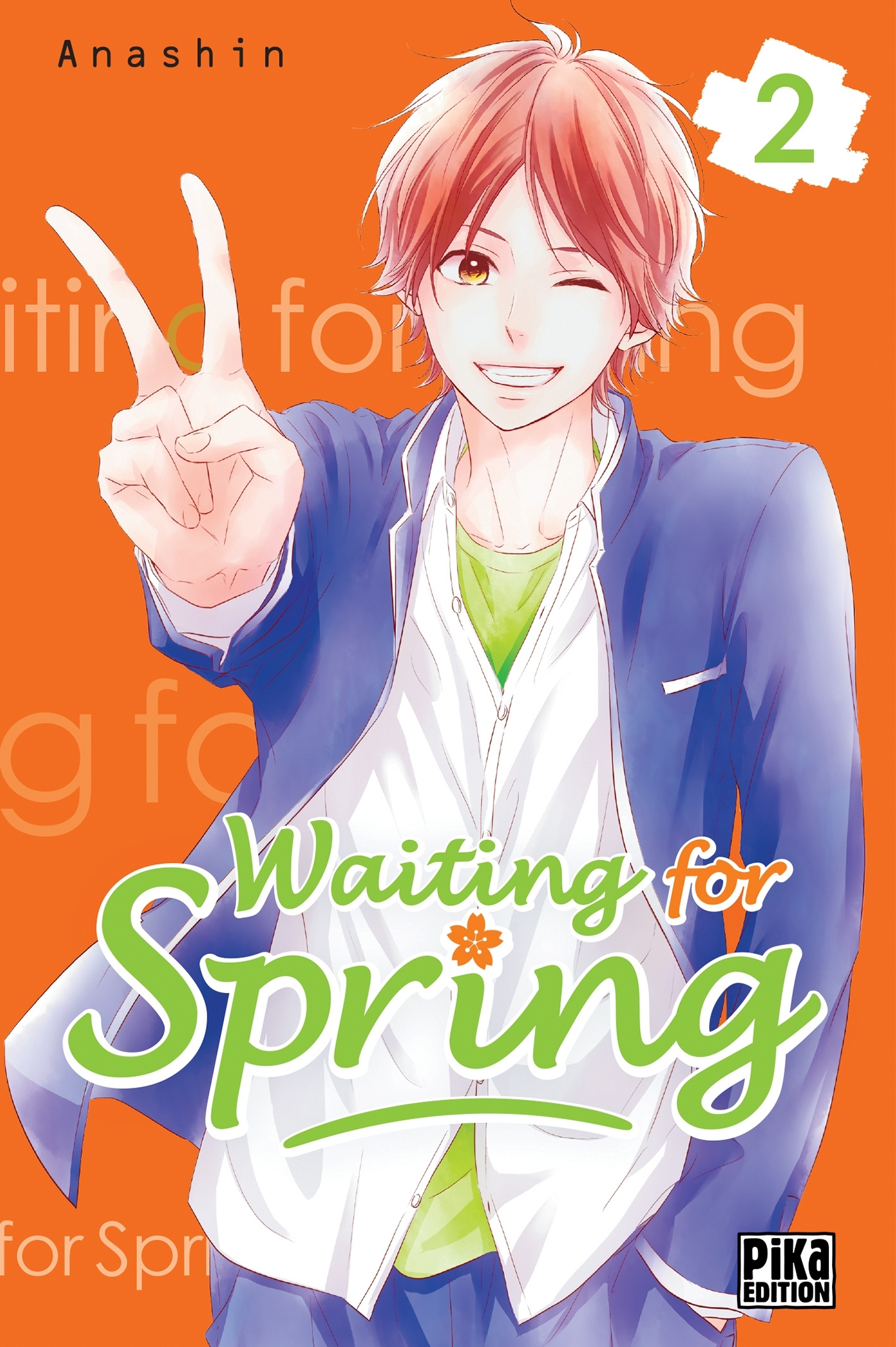 WAITING FOR SPRING T02