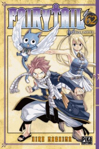 FAIRY TAIL T62 EDITION LIMITEE