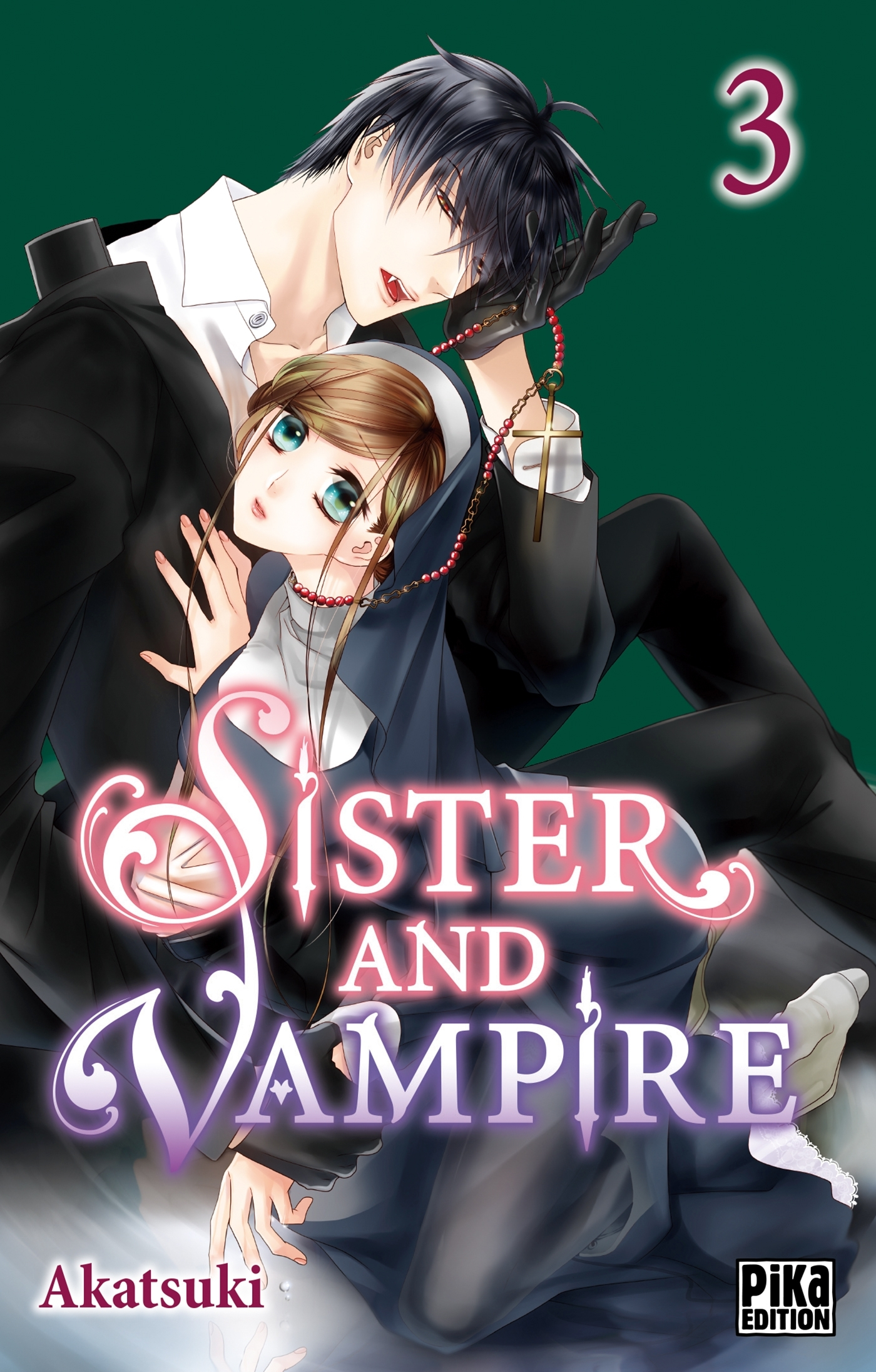 SISTER AND VAMPIRE T03