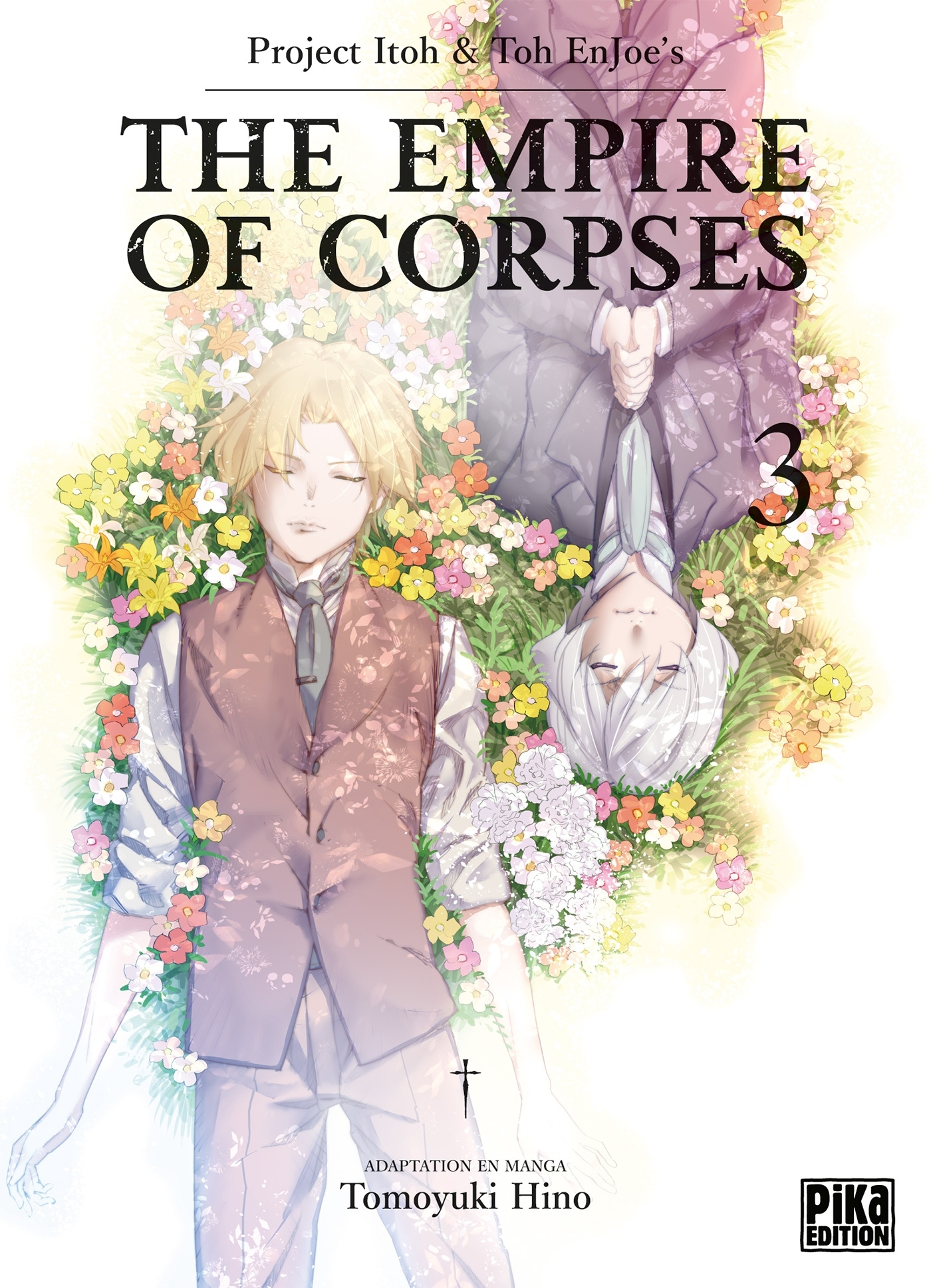 THE EMPIRE OF CORPSES T03