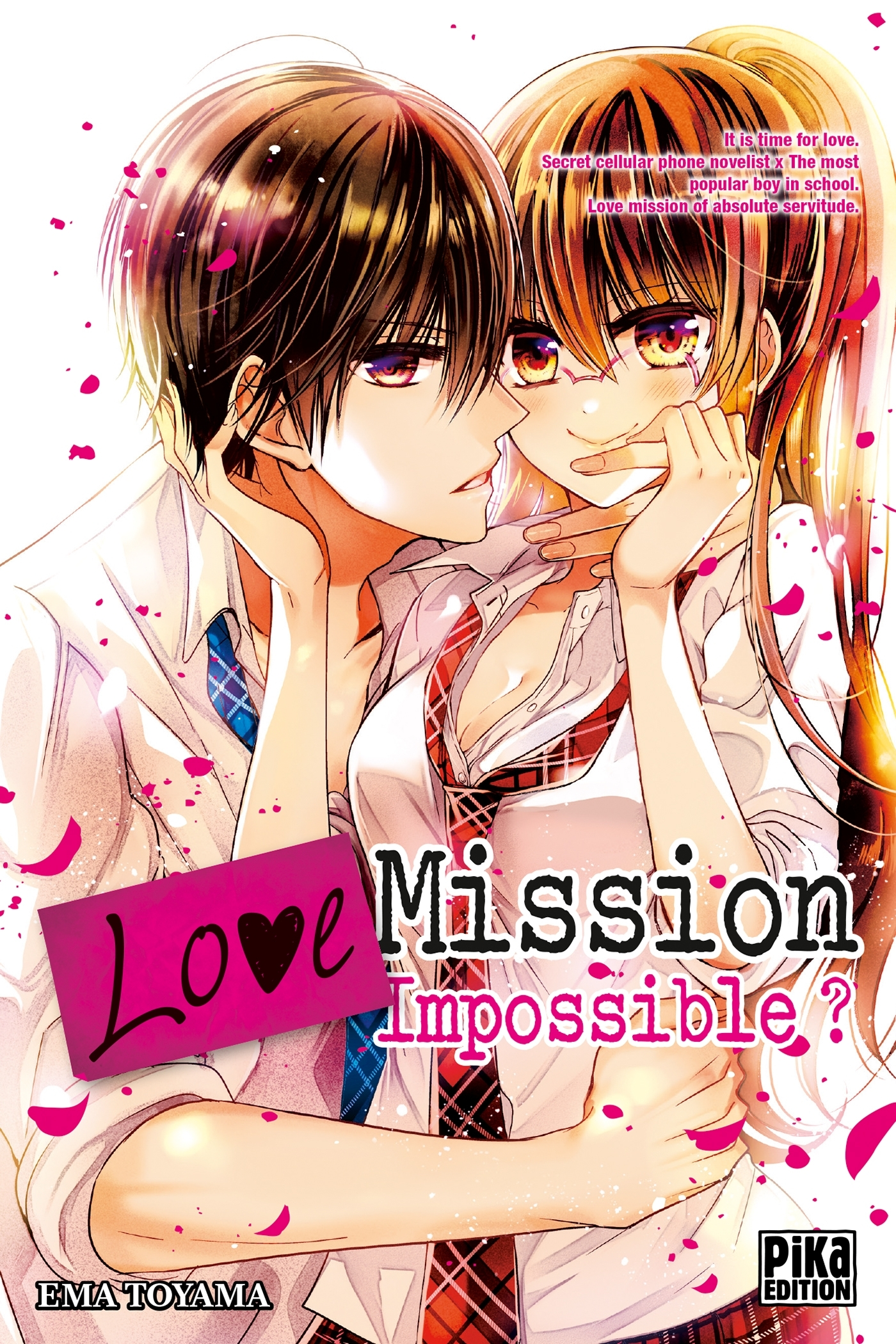 LOVE MISSION IMPOSSIBLE ?