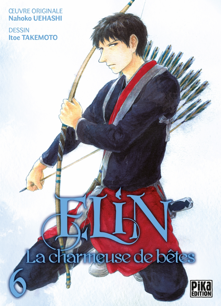 ELIN, LA CHARMEUSE DE BETES T06