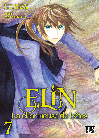 ELIN, LA CHARMEUSE DE BETES T07