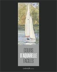 COURS D'AQUARELLES FACILES