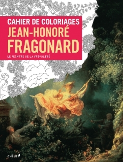 CAHIER DE COLORIAGES FRAGONARD