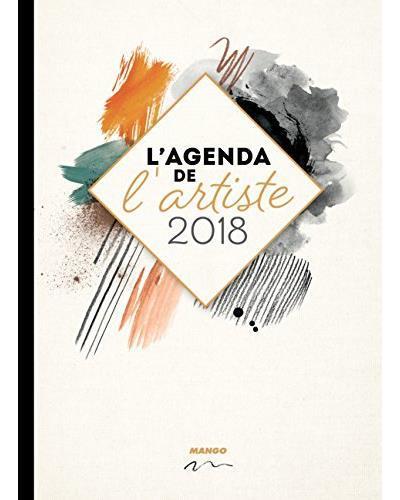 L'AGENDA DE L'ARTISTE 2018