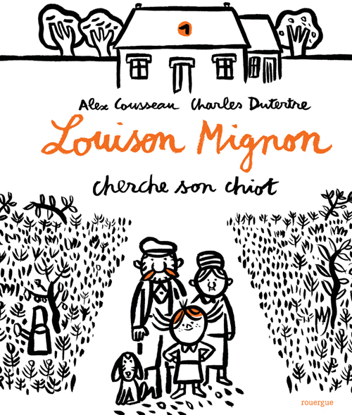 LOUISON MIGNON CHERCHE SON CHIOT