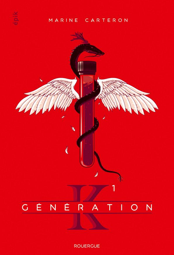 GENERATION K (TOME 1)