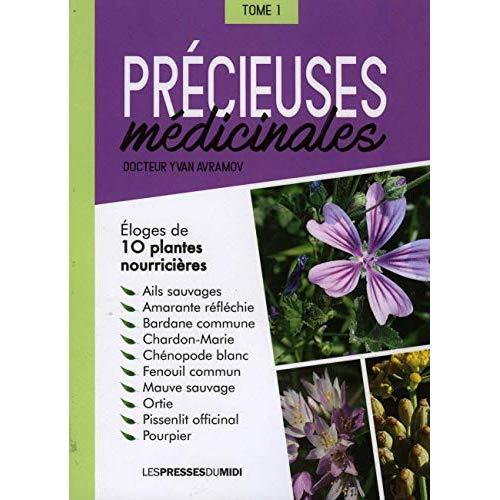PRECIEUSES MEDICINALES