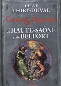 HAUTE SAONE ET TERRITOIRE DE BELFORT - CONTES ET LEGENDES
