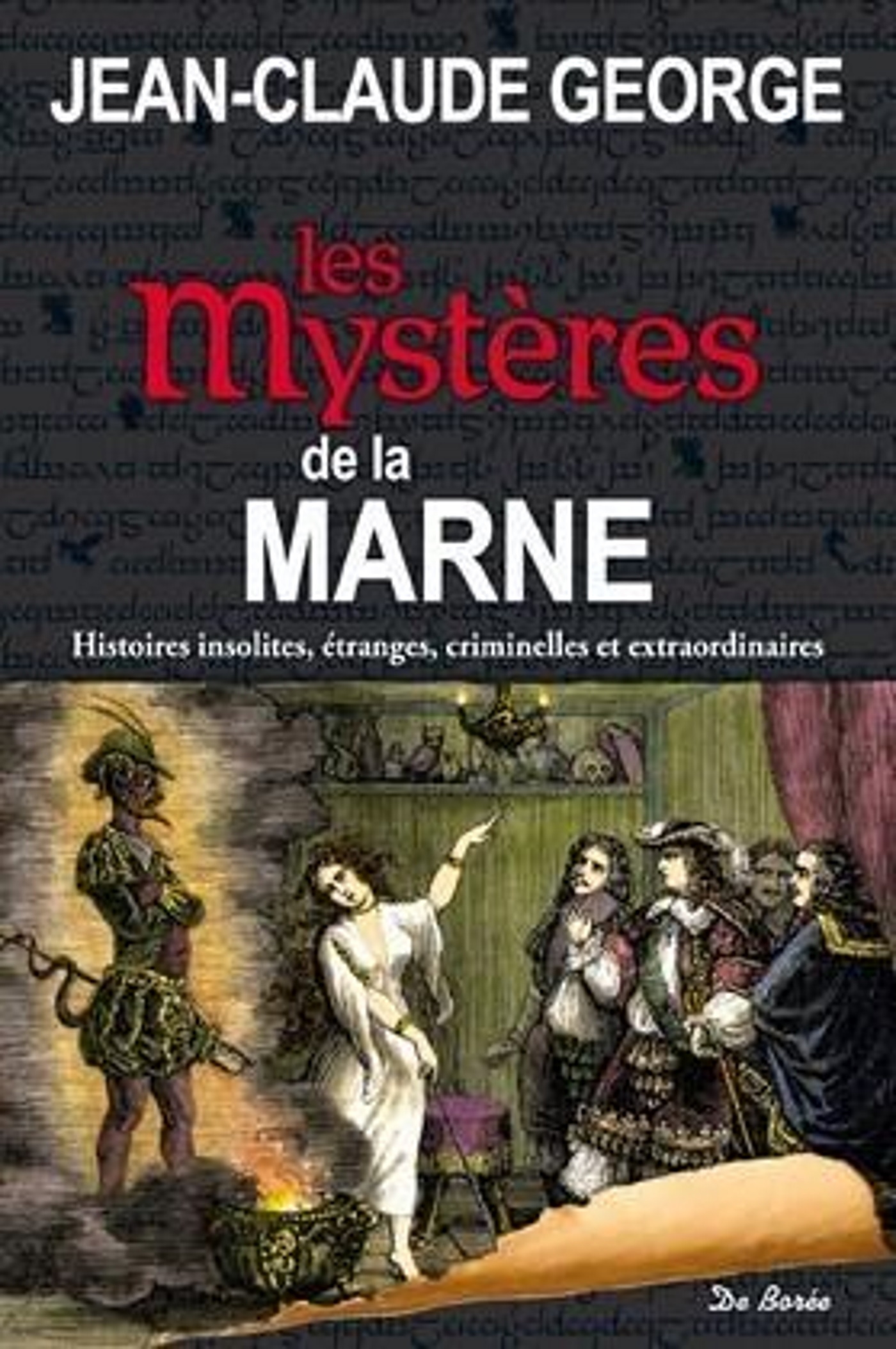 MARNE MYSTERES