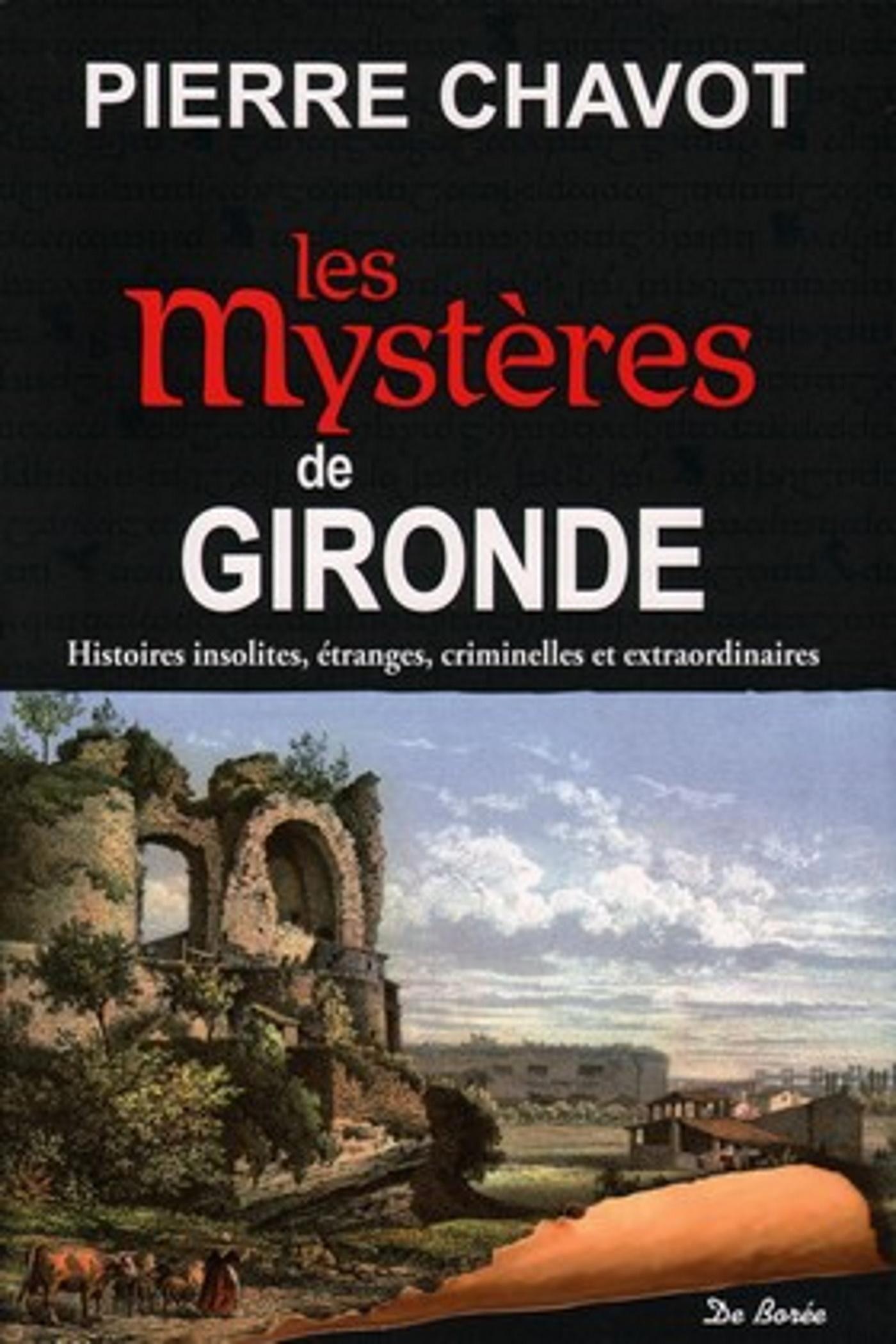 GIRONDE MYSTERES