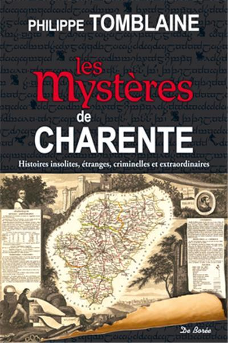 CHARENTE MYSTERES