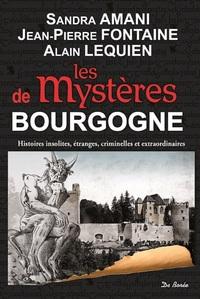 BOURGOGNE MYSTERES