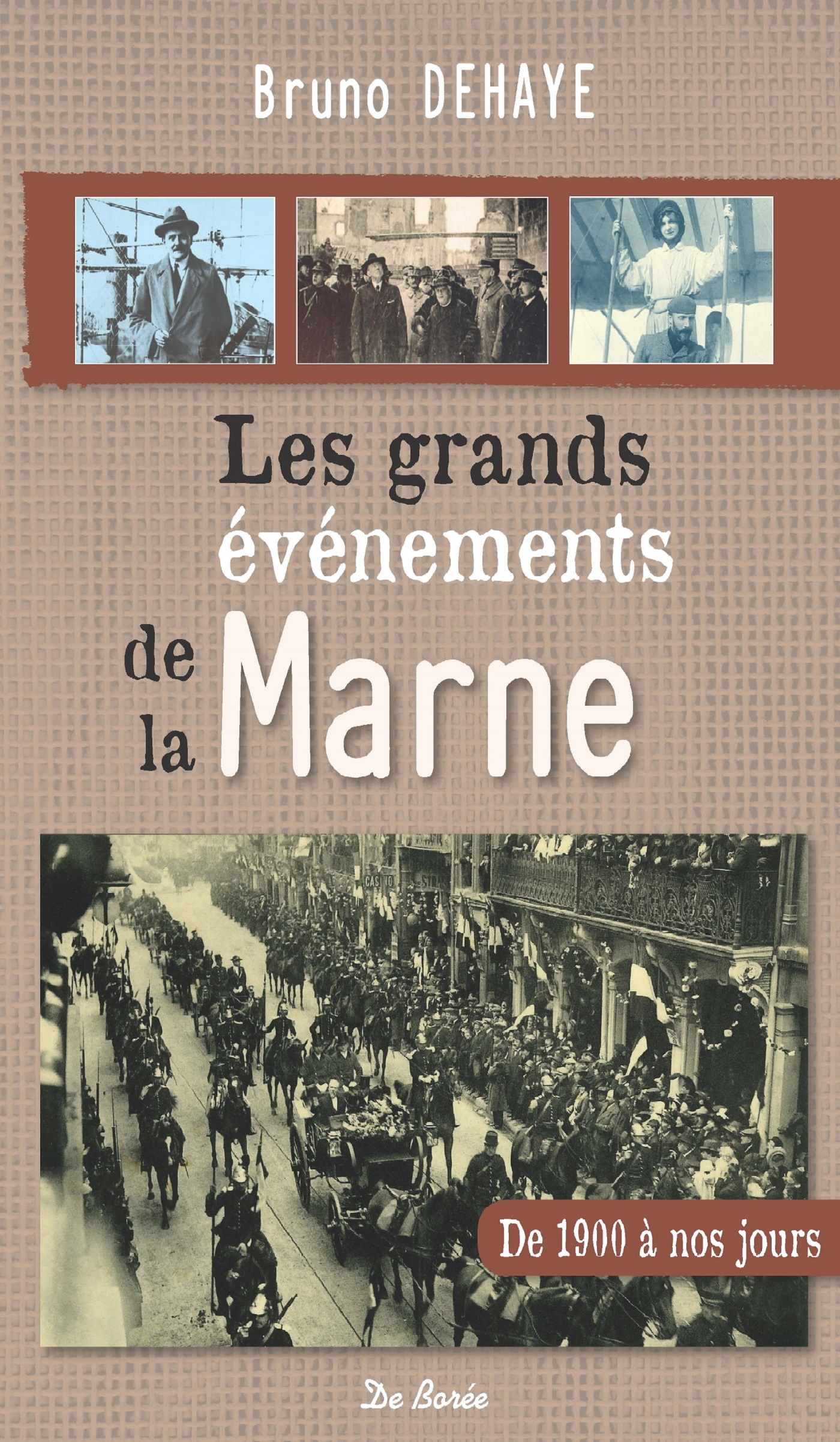 GRANDS EVENEMENTS DE LA MARNE (LES)