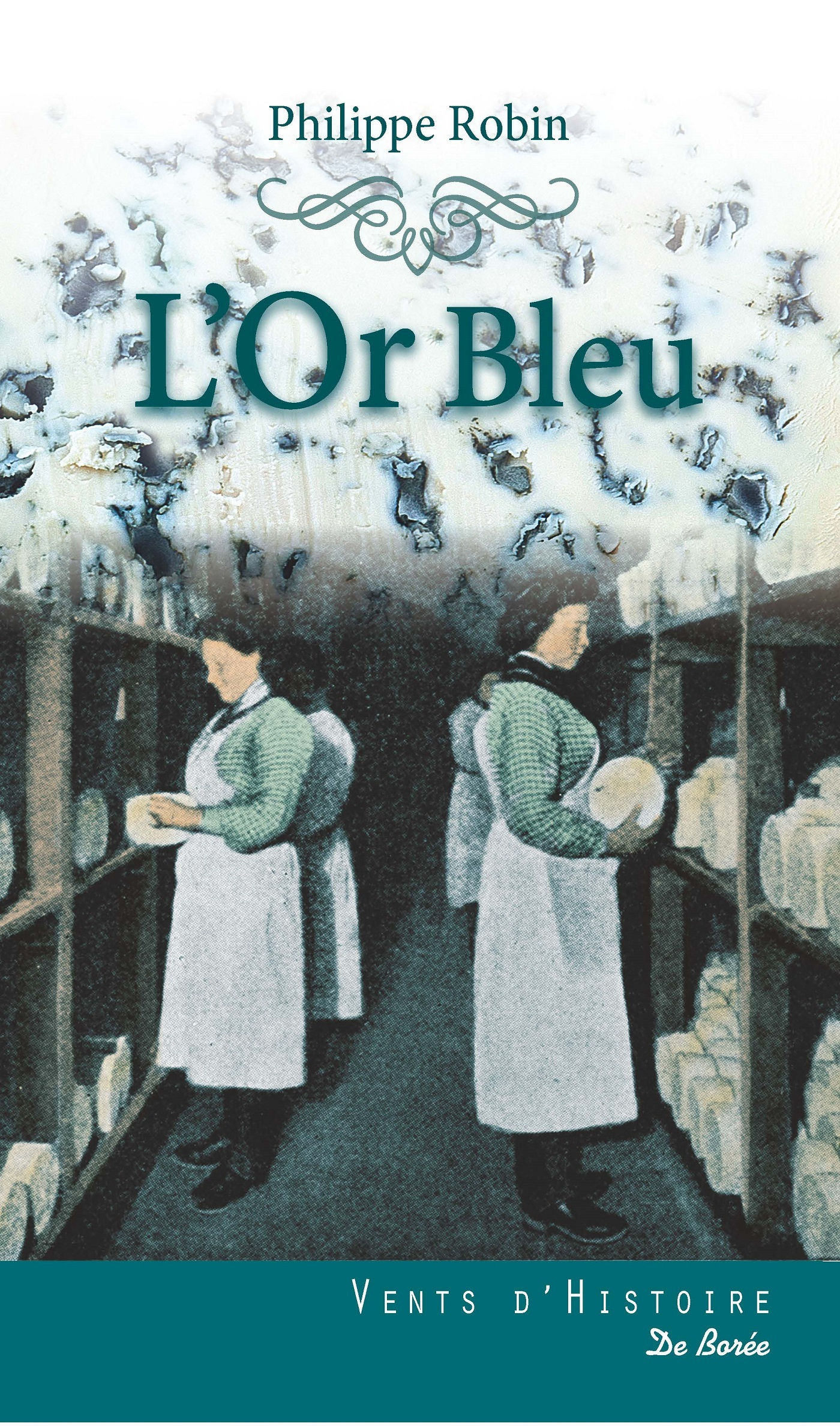 OR BLEU (L')
