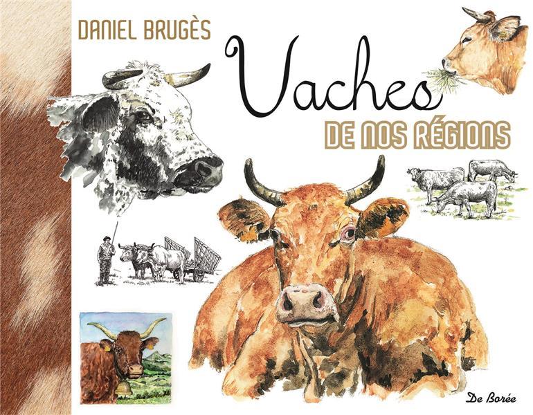 VACHES DE NOS REGIONS