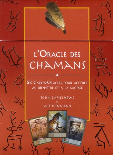 COFFRET L'ORACLE DES CHAMANS
