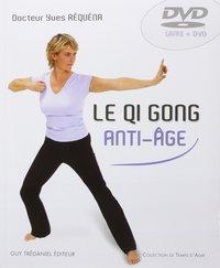 QI GONG ANTI-AGE (LE) LIVRE AVEC DVD