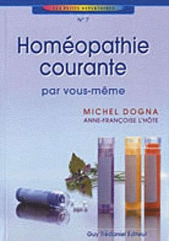 HOMEOPATHIE COURANTE