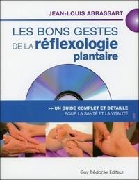BONS GESTES DE LA REFLEXOLOGIE PLANTAIRE (LIVRE + DVD)(LES)
