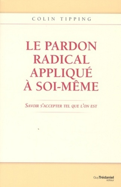 PARDON RADICAL APPLIQUE A SOI MEME (LE)