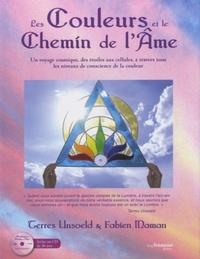 COULEURS ET LE CHEMIN DE L'AME (LES) AVEC UN CD