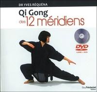 QI GONG DES 12 MERIDIENS (LIVRE + DVD)