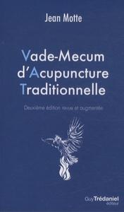 VADE-MECUM D'ACUPUNCTURE TRADITIONNEL