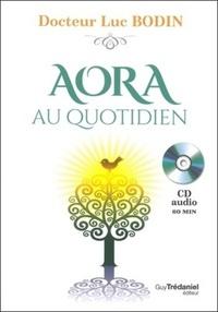 AORA AU QUOTIDIEN (CD)