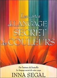 CARTES DU LANGAGE SECRET DES COULEURS - COFFRET (LES)