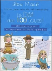 CARTES POUR UNE VIE EXTRAORDINAIRE LE DEFI DES 100 JOURS ! COFFRET