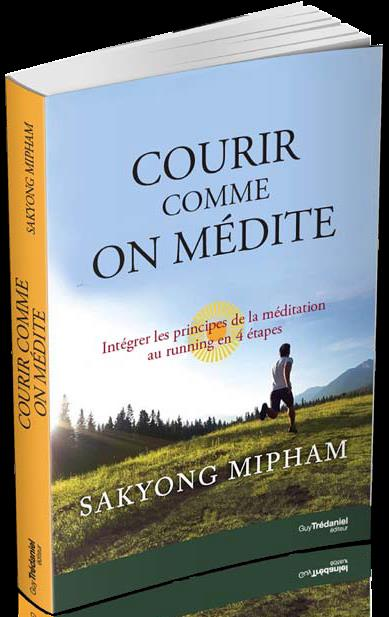 COURIR COMME ON MEDITE