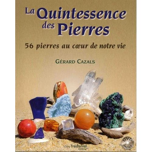 QUINTESSENCE DES PIERRES (LA) DVD INCLUS