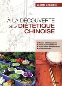A LA DECOUVERTE DE LA DIETETIQUE CHINOISE