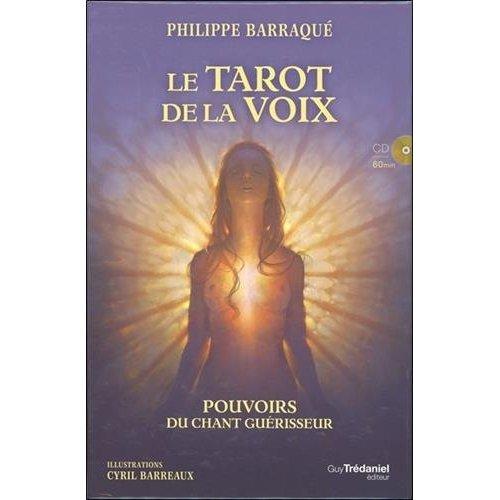 TAROT DE LA VOIX (LE) AVEC CD
