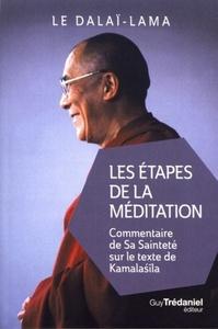 LES ETAPES DE LA MEDITATION (POCHE)
