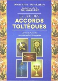 JEU DES ACCORDS TOLTEQUES COFFRET (LE)
