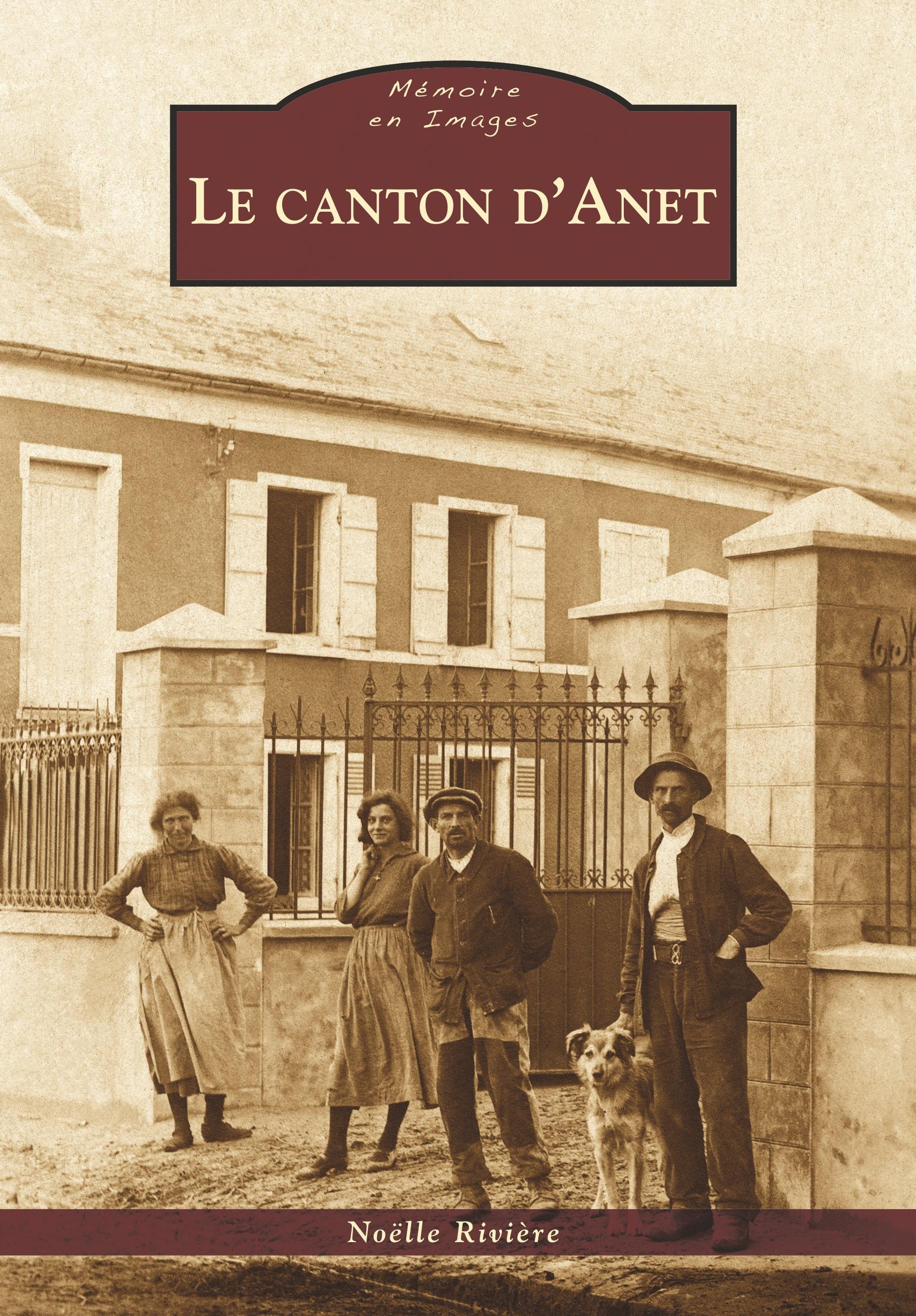 ANET (LE CANTON D')