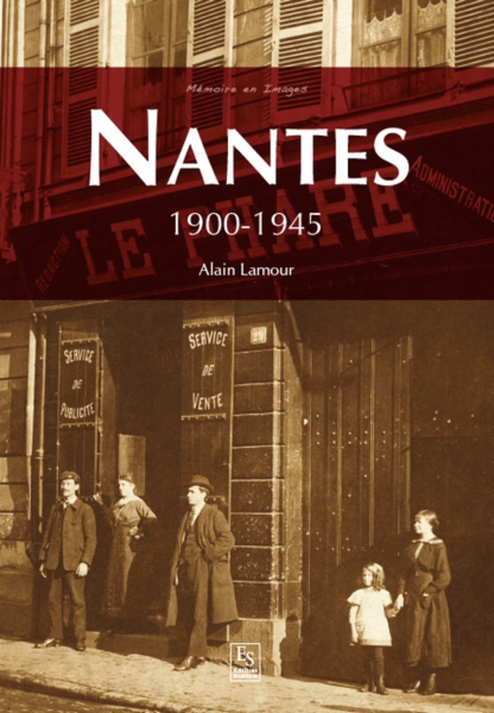 NANTES - 1900-1945