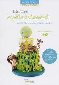 DECOUVREZ LA PATE A CHOCOLAT AVEC CHOKOLATE QUI EXPLORE LE MONDE...
