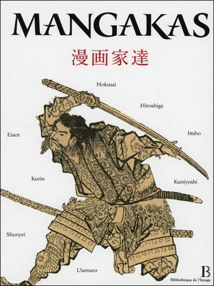 MANGAKAS - HOKUSAI, HIROSHIGE, ITTSHO, KUNIYOSHI...