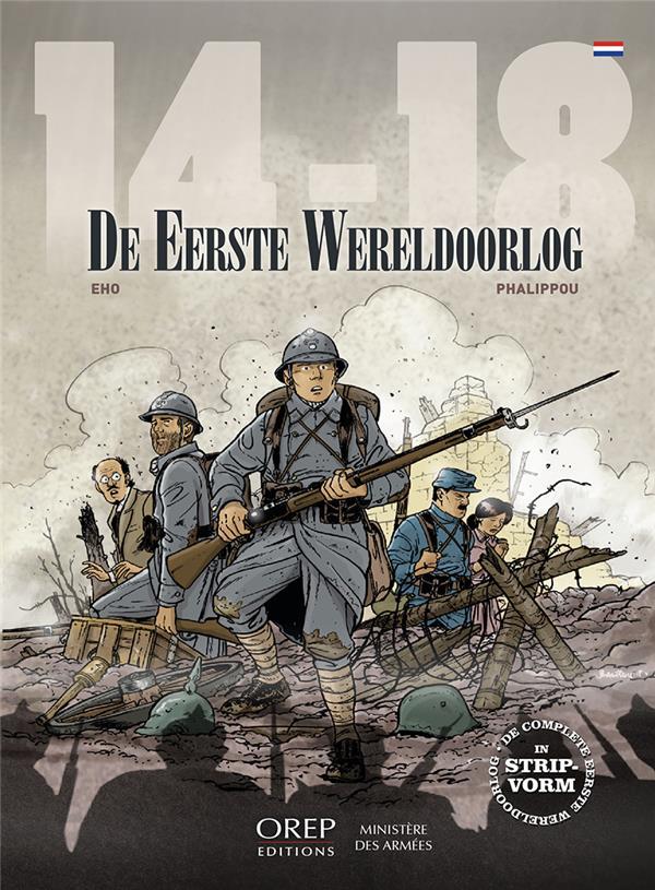 14-18 : DE EERSTE WERELDOORLOG