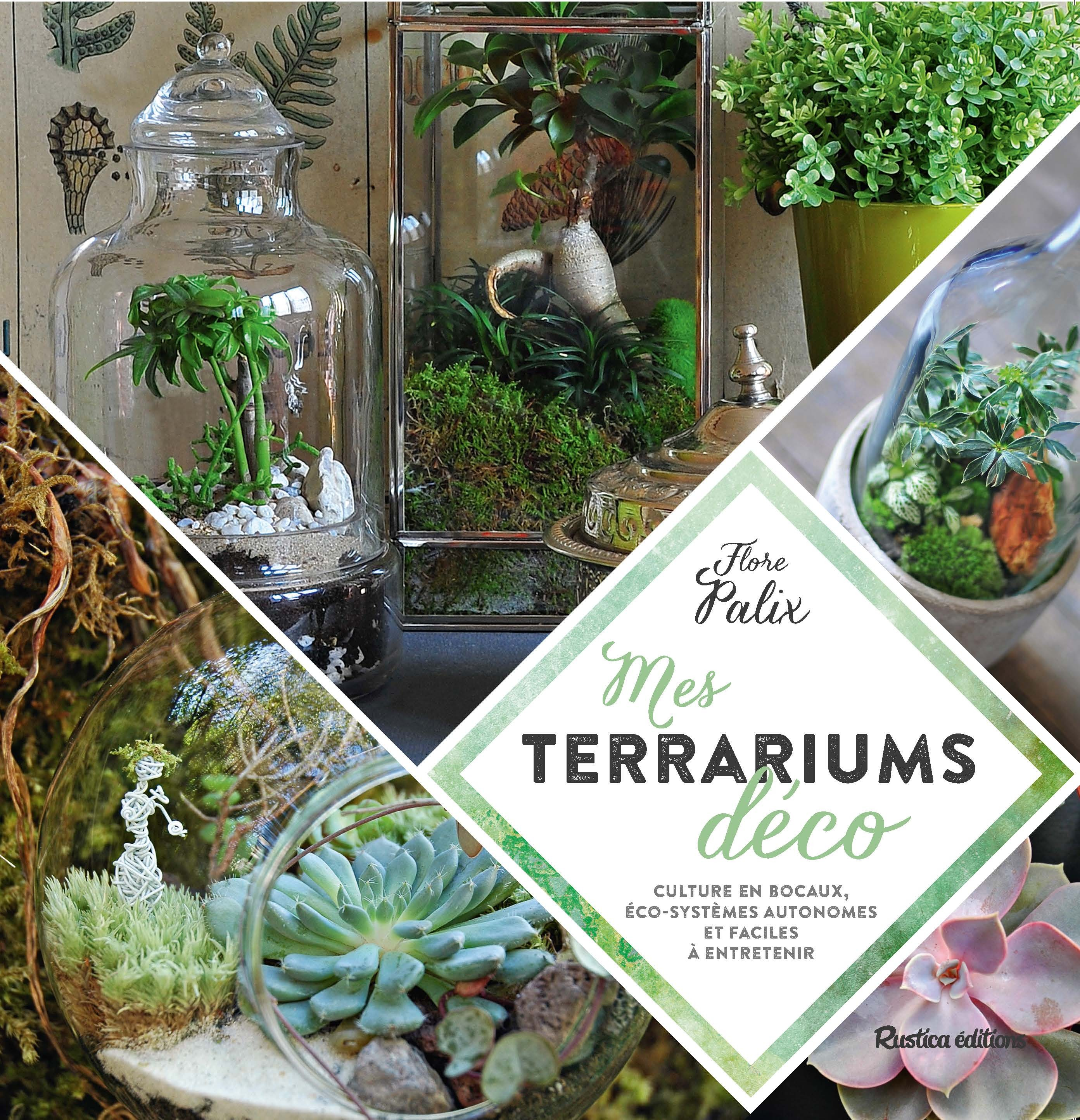 MES TERRARIUMS DECO