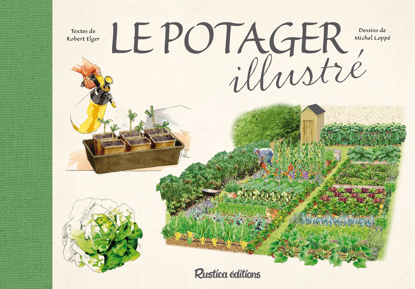 LE POTAGER ILLUSTRE
