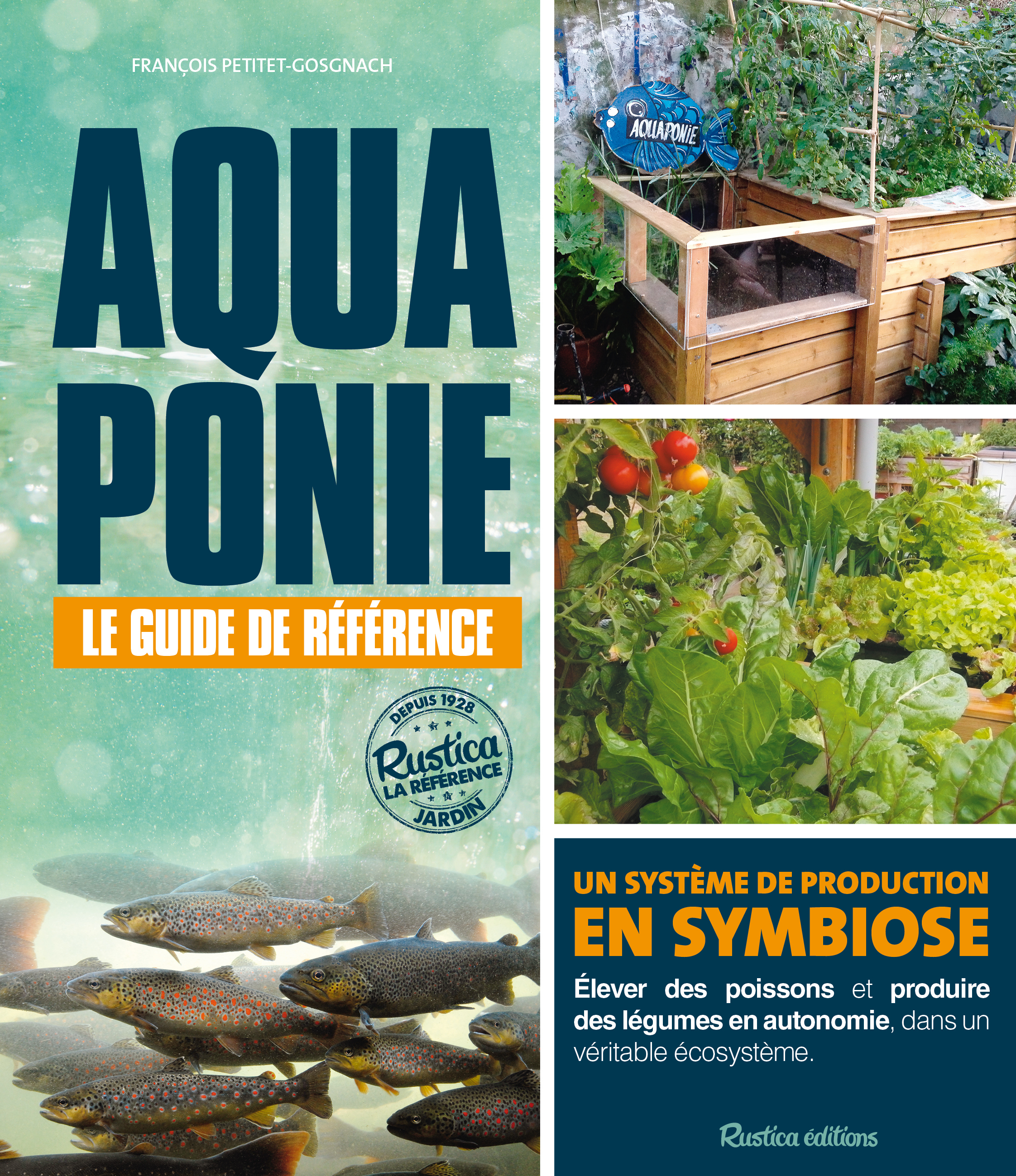 AQUAPONIE : LE GUIDE DE REFERENCE