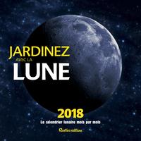 CALENDRIER MURAL JARDINEZ AVEC LA LUNE